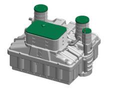 Ecoflo Kompaktanlage