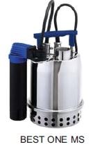 Pumpe Bestone mit integriertem Schwimmer