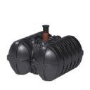 flacher Abwassertank 1500l - 5000L