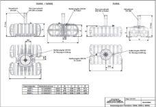 Zeichnung Twinbloc Übersicht 1500l bis 5000l