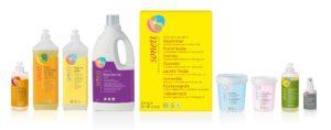 Waschmittel - 100% biologisch abbaubar.